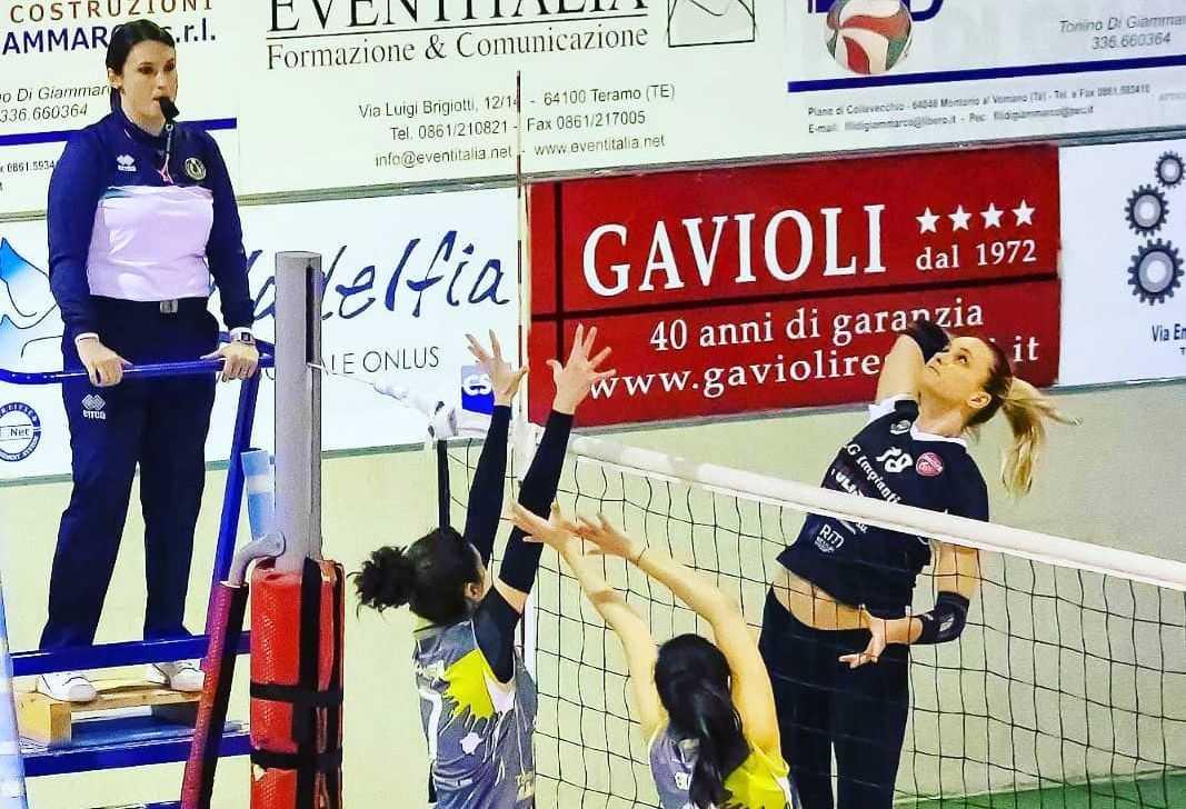 volley-donne,-la-futura-riceve-ps.-giorgio-per-riscattarsi