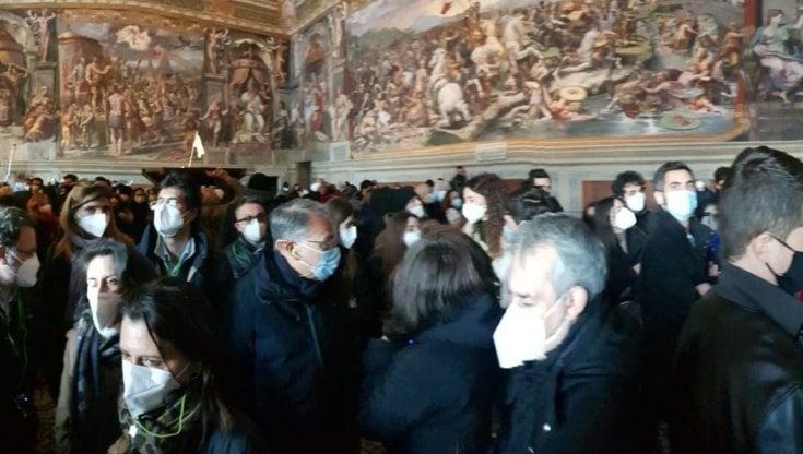 ressa-ai-musei-vaticani,-ipotesi-numero-chiuso-nelle-sale