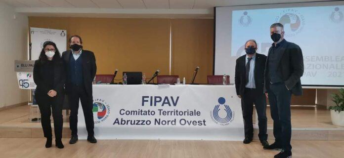 fipav,-confermato-il-direttivo-abruzzo-nord-ovest