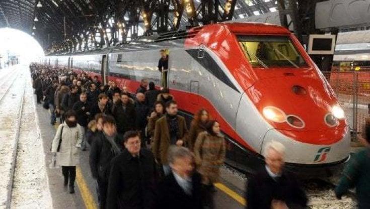 pendolare-del-frecciarossa-per-151-volte-viaggia-senza-biglietto:-multata-e-condannata-a-6-mesi