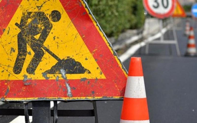 l'aquila,-rottura-tratto-fognatura-via-xx-settembre:-lavori-in-corso,-traffico-rallentato