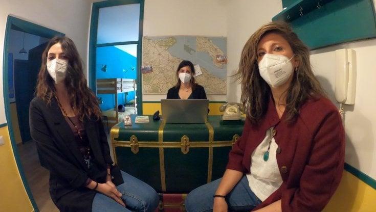 """habari,-l'ostello-nato-a-bari-in-piena-pandemia:-""""da-noi-lavora-chi-e-in-difficolta"""""""