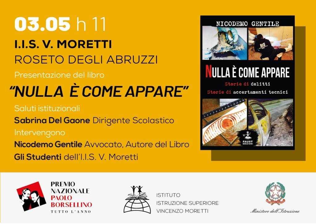 """cosa-succede-in-abruzzo-/-premio-borsellino:-al-""""moretti-di-roseto""""-il-nuovo-libro-di-nicodemo-gentile:-""""nulla-e-come-appare"""""""