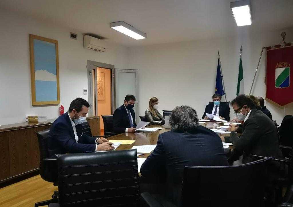 giunta-d'abruzzo-i-provvedimenti-adottati-lunedi-3-maggio:-50.000-euro-al-convitto-delfico