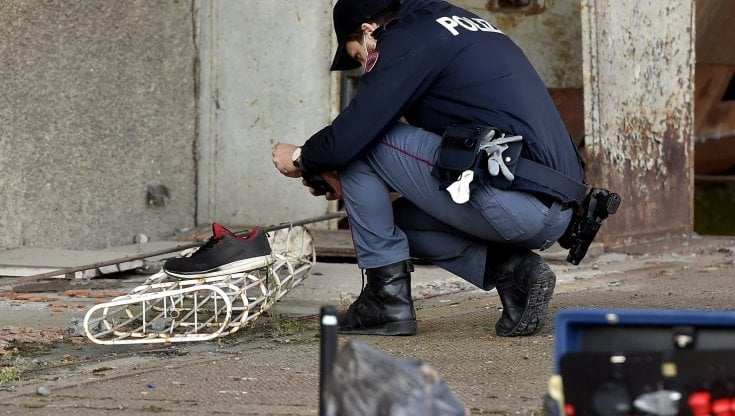 parma,-cadavere-di-un-ventenne-nell'ex-mulino-in-via-volturno:-indaga-la-polizia