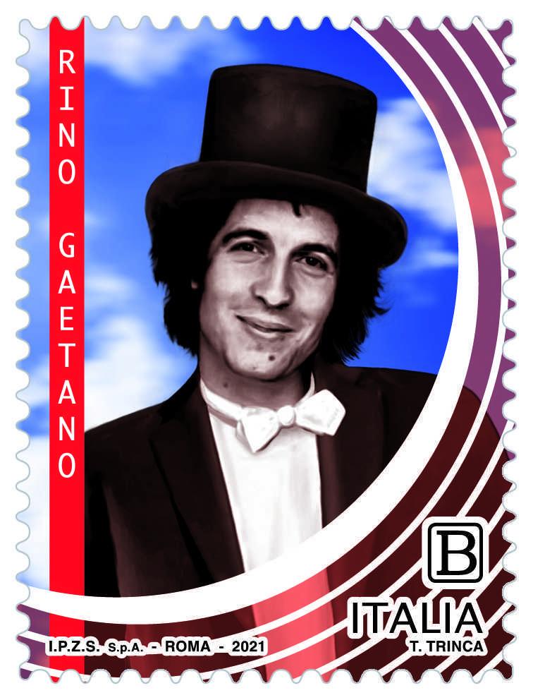 """rino-gaetano-ed-ezio-bosso:-""""eccellenze-dello-spettacolo""""-in-francobolli"""