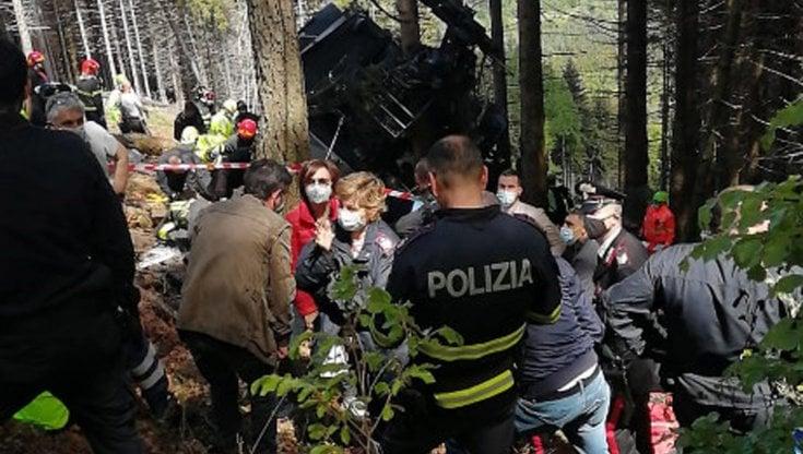 """i-volontari-sul-luogo-della-tragedia-del-lago-maggiore:-""""la-corsa-per-salvarli-ma-in-mezzo-al-bosco-contavamo-i-morti"""""""