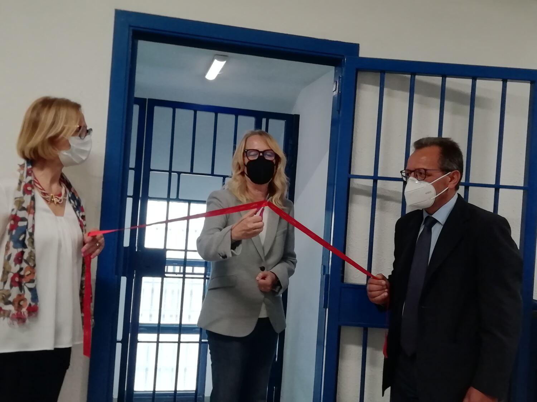 carcere-teramo:-inaugurati-nuovi-laboratori-cucina-e-sala