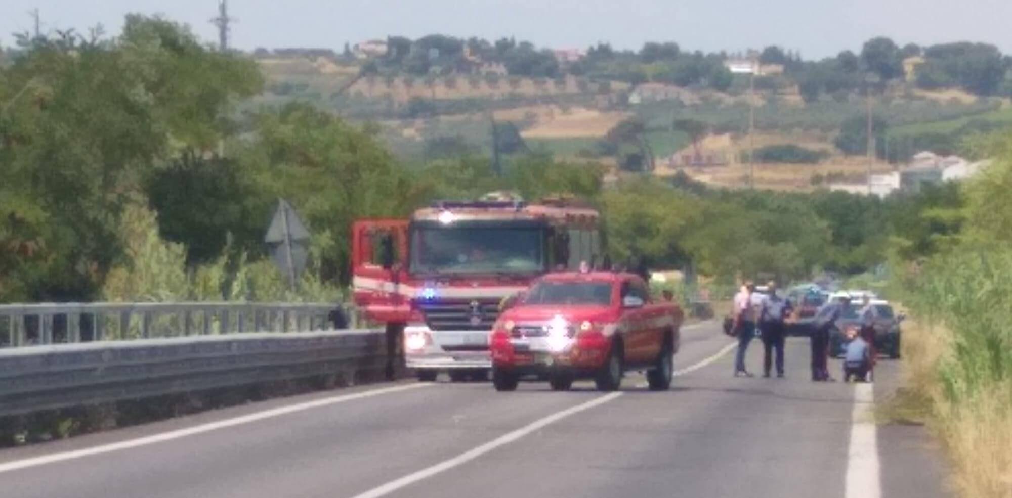 """giornata-di-sangue-sulle-strade-abruzzesi,-tre-morti-in-due-incidenti:-""""domenica-di-dolore"""""""