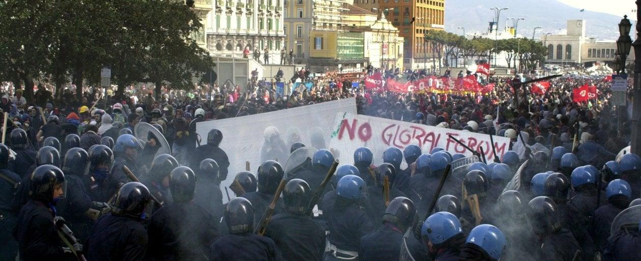 global-forum,-ecco-come-napoli-anticipo-le-tragiche-giornate-di-genova