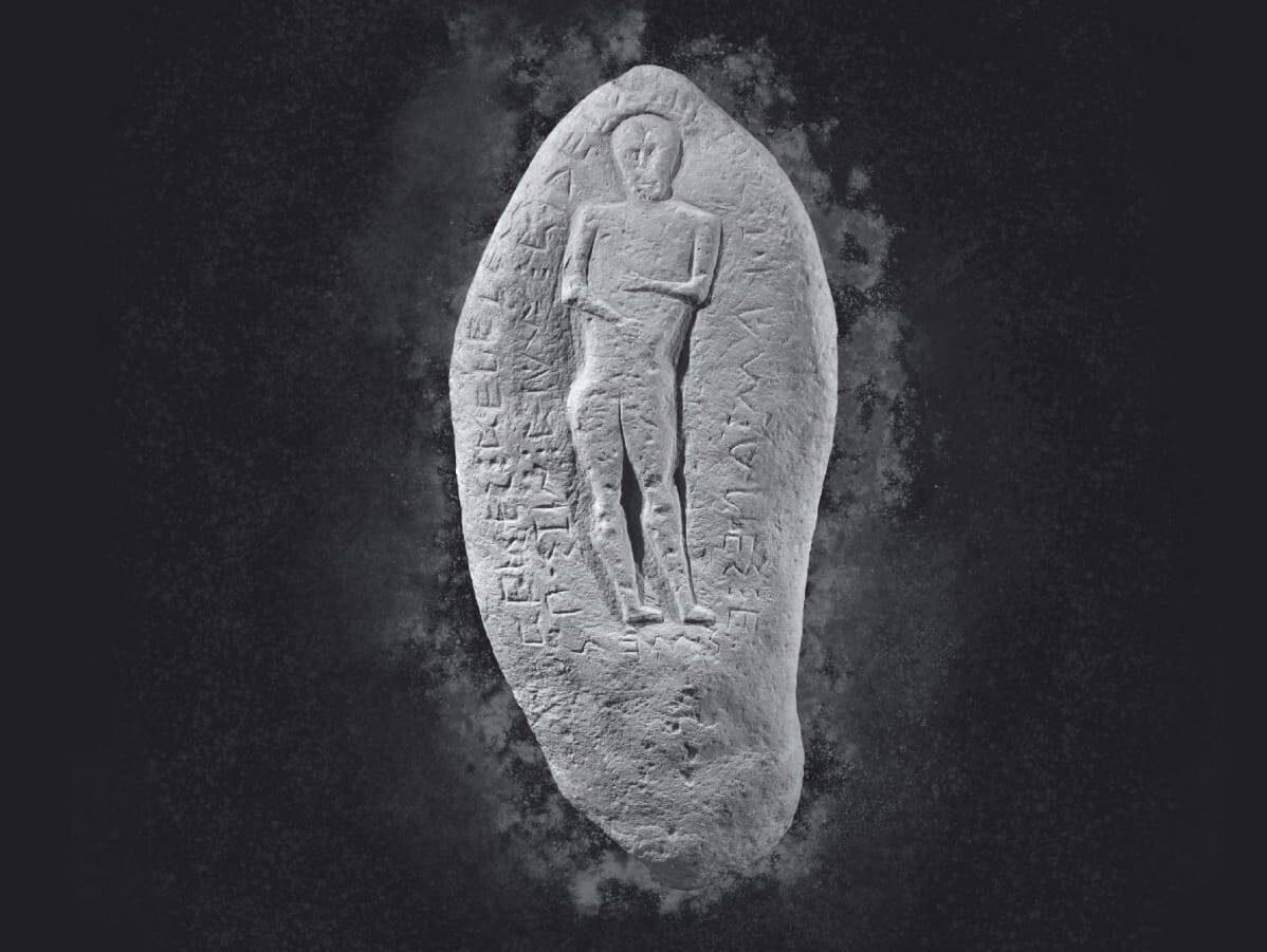 la-stele-di-bellante:-presentazione-libro-dedicato-all'enigmatico-reperto-archeologico