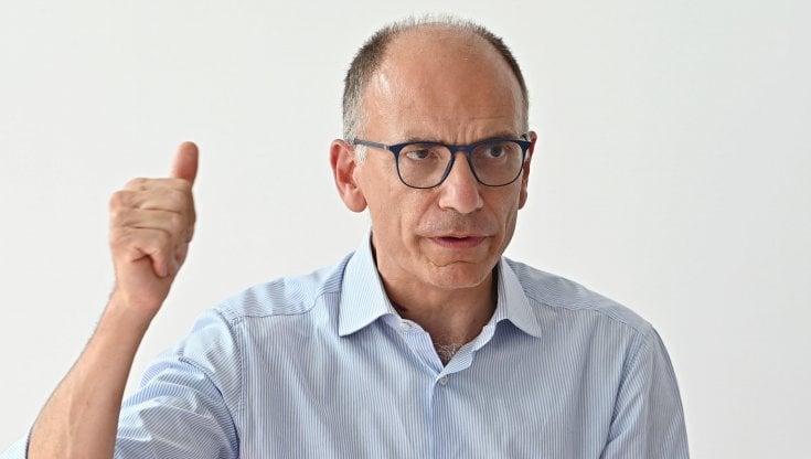 """comunali.-letta:-""""a-siena-senza-simbolo?-sia-l'inizio-della-vittoria-del-2023"""""""