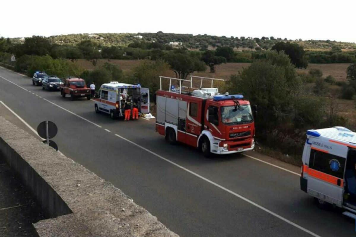 incidente-mortale-in-provincia-di-brindisi,-65enne-deceduto-per-un-malore-alla-guida