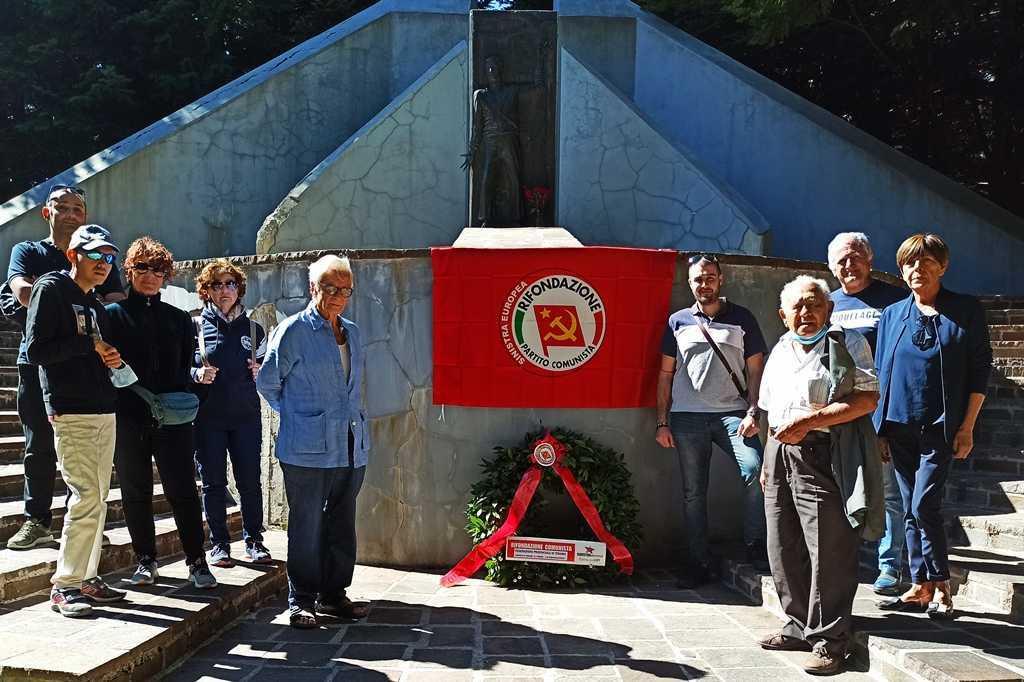 bosco-martese,-la-battaglia-ricordata-da-rifondazione-comunista:-omaggio-al-monumento-ai-partigiani