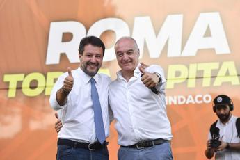 """elezioni-roma,-salvini:-""""michetti-a-ballottaggio-con-10-punti-di-vantaggio"""""""