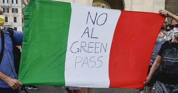 """no-green-pass,-manifestazioni-a-l'aquila-e-pescara:-""""confusione-e-spettacolo-indecente-di-esperti"""""""