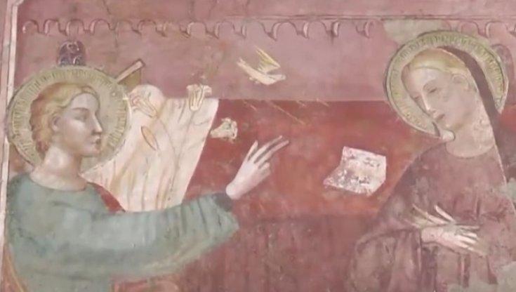 """""""quegli-affreschi-del-trecento-a-casa-bargellini-sono-di-carmignano:-la-famiglia-dell'ex-sindaco-di-firenze-li-renda"""""""